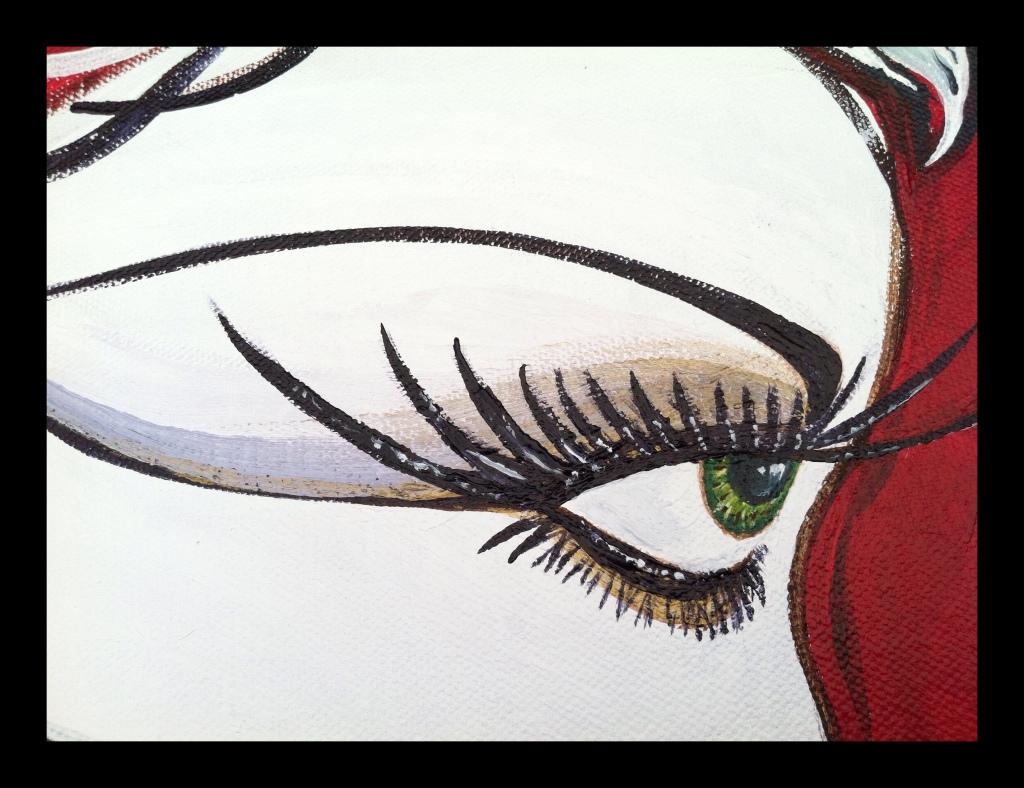 Ancestral Vision - Detail